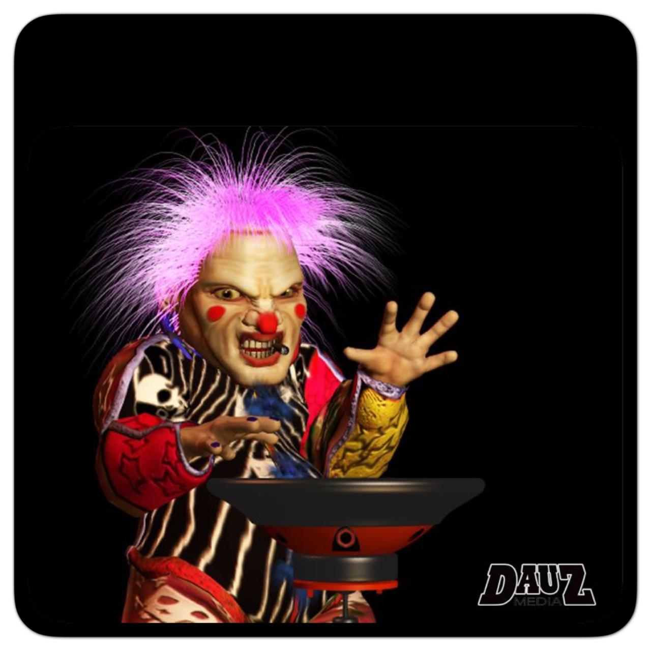 Dauz Drum Clown