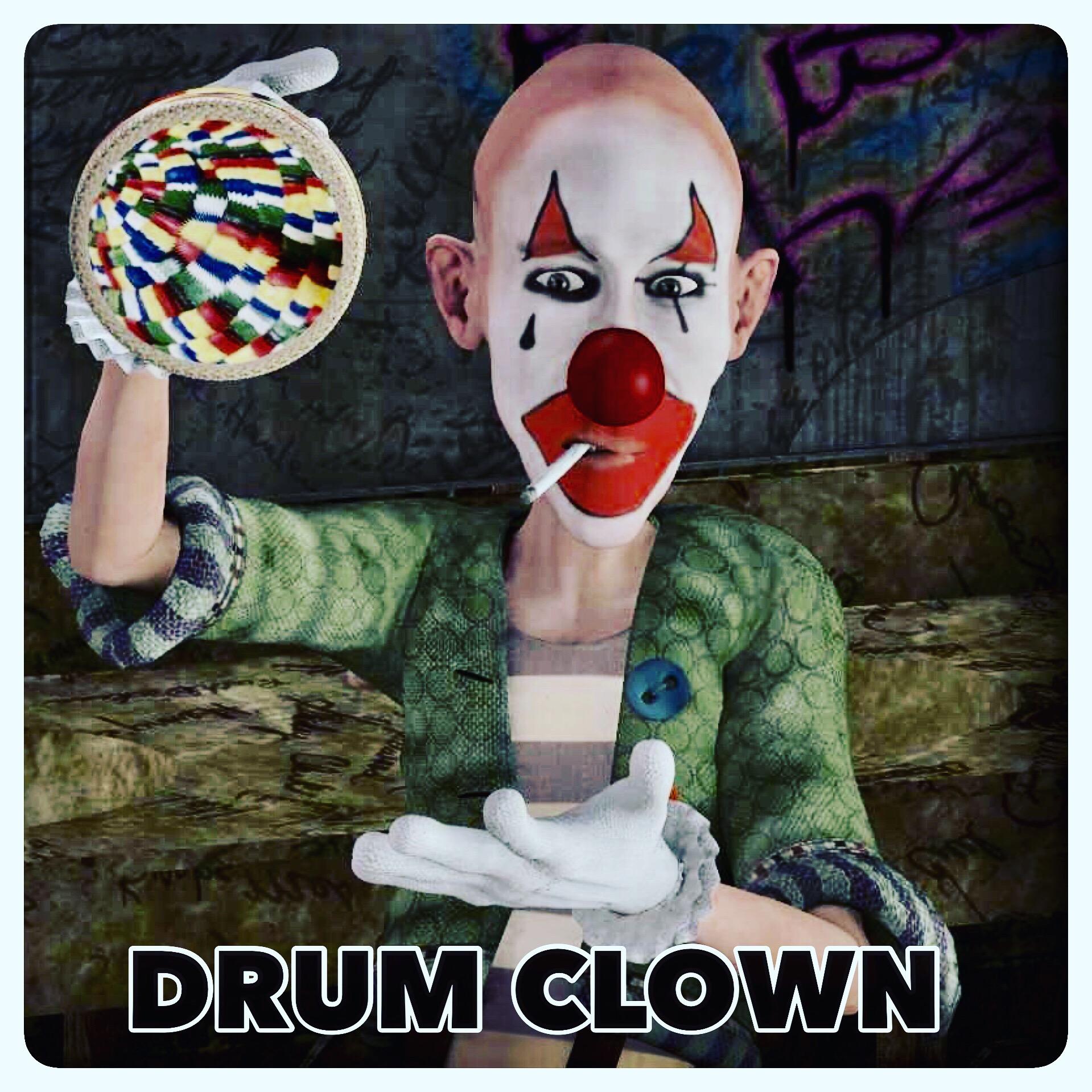 Drum Clown