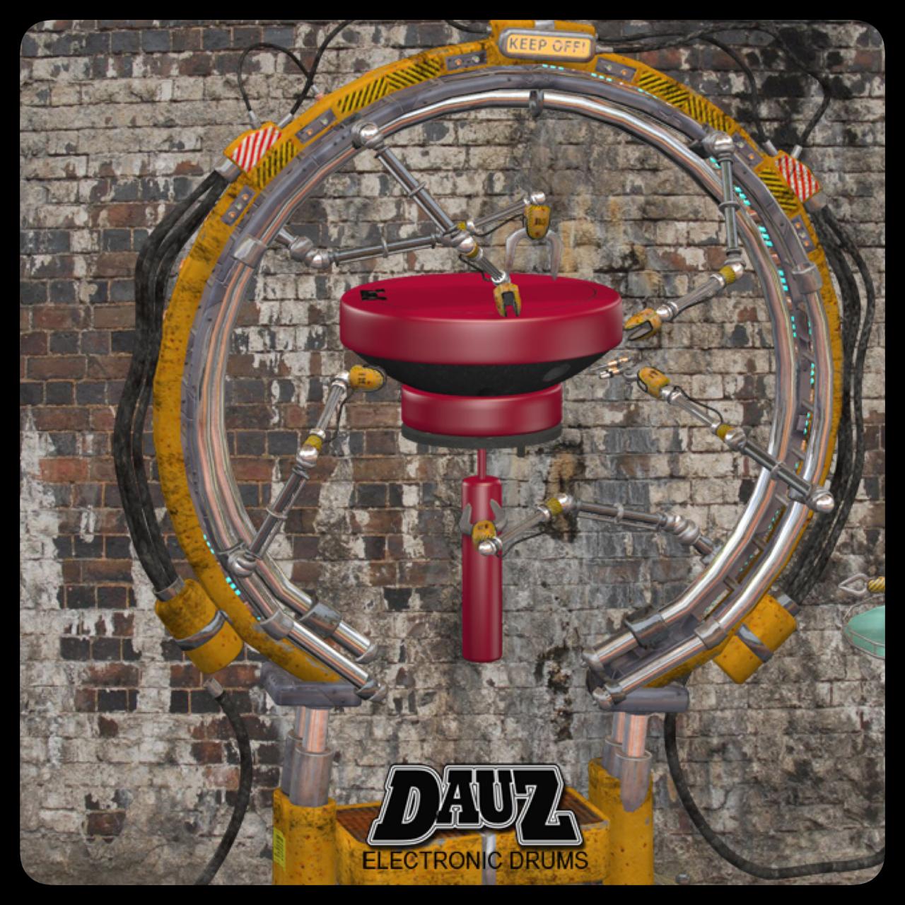 DAUZ drum cyber factory