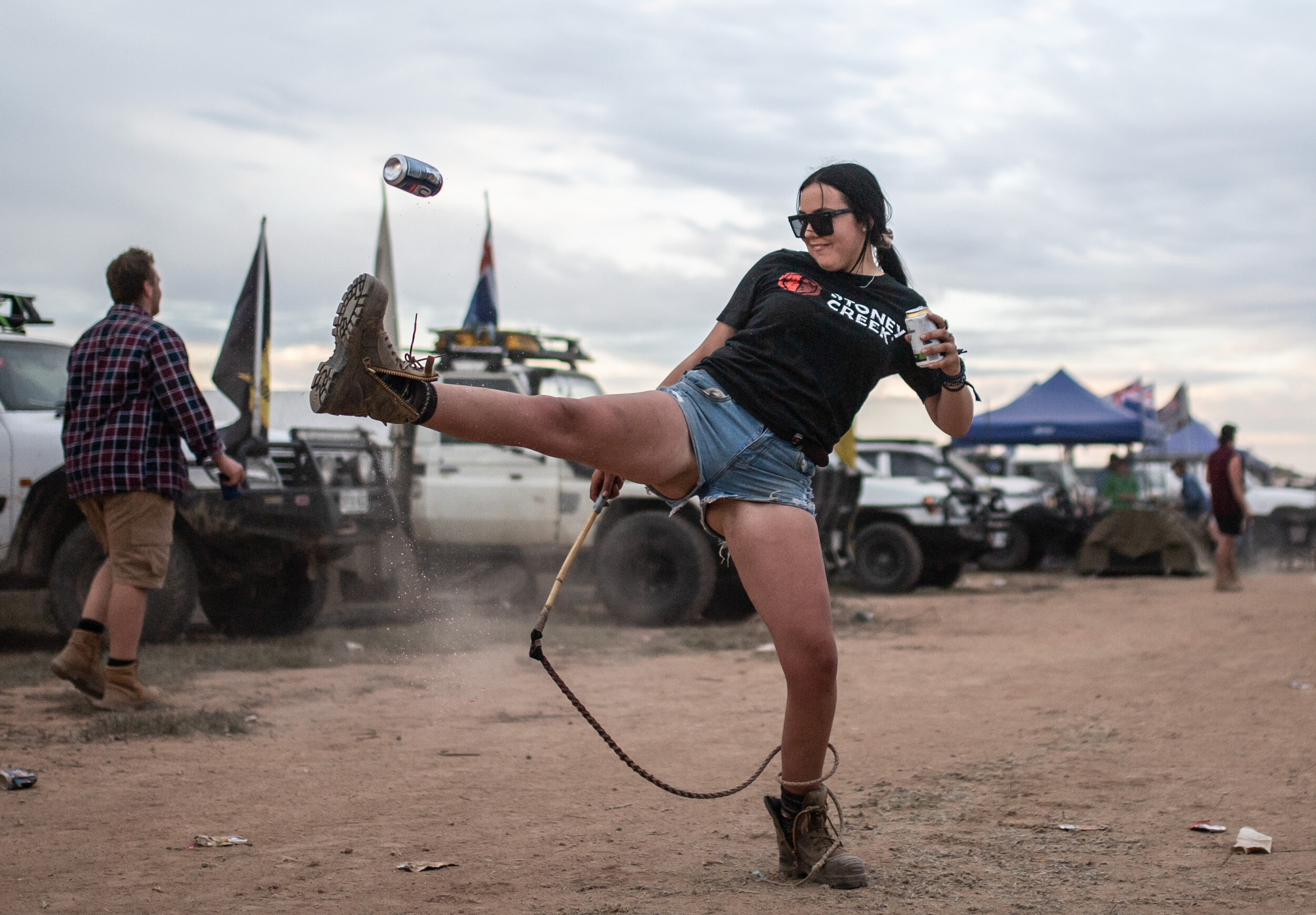 Ute Enthusiasts Gather For 21st Annual Deni Ute Muster