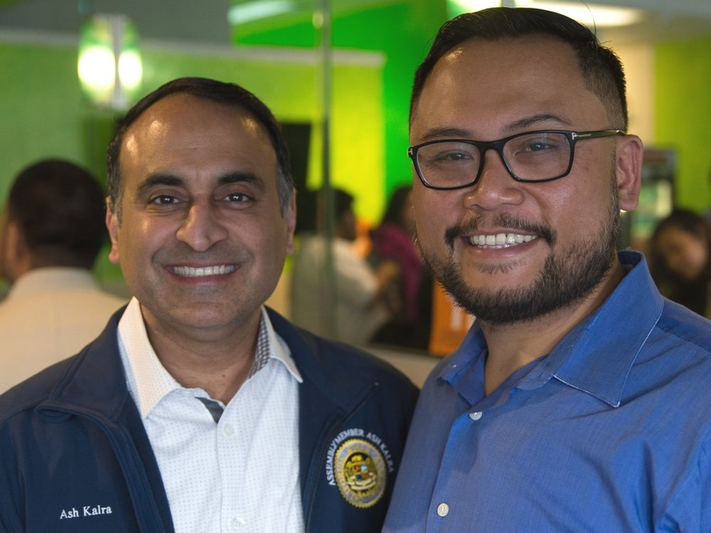 """""""Please join me in supporting Huy Tran for San José City Council.""""  - Ash Kalra , CA Asssemblymember"""