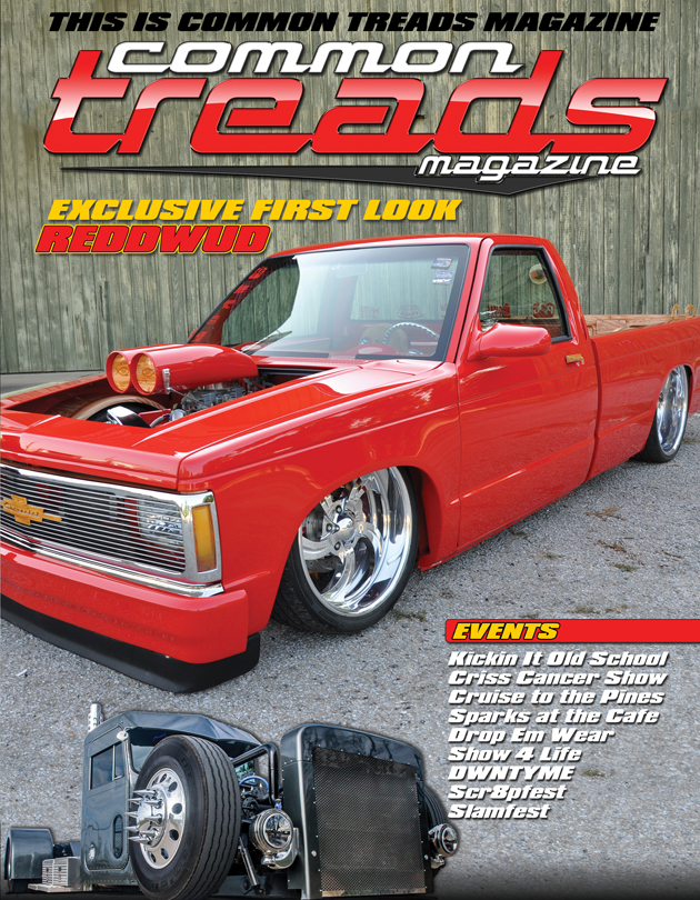 Check out this feature in Common Treads Magazine Issue 23. Click the image above to order a printed copy of the magazine.