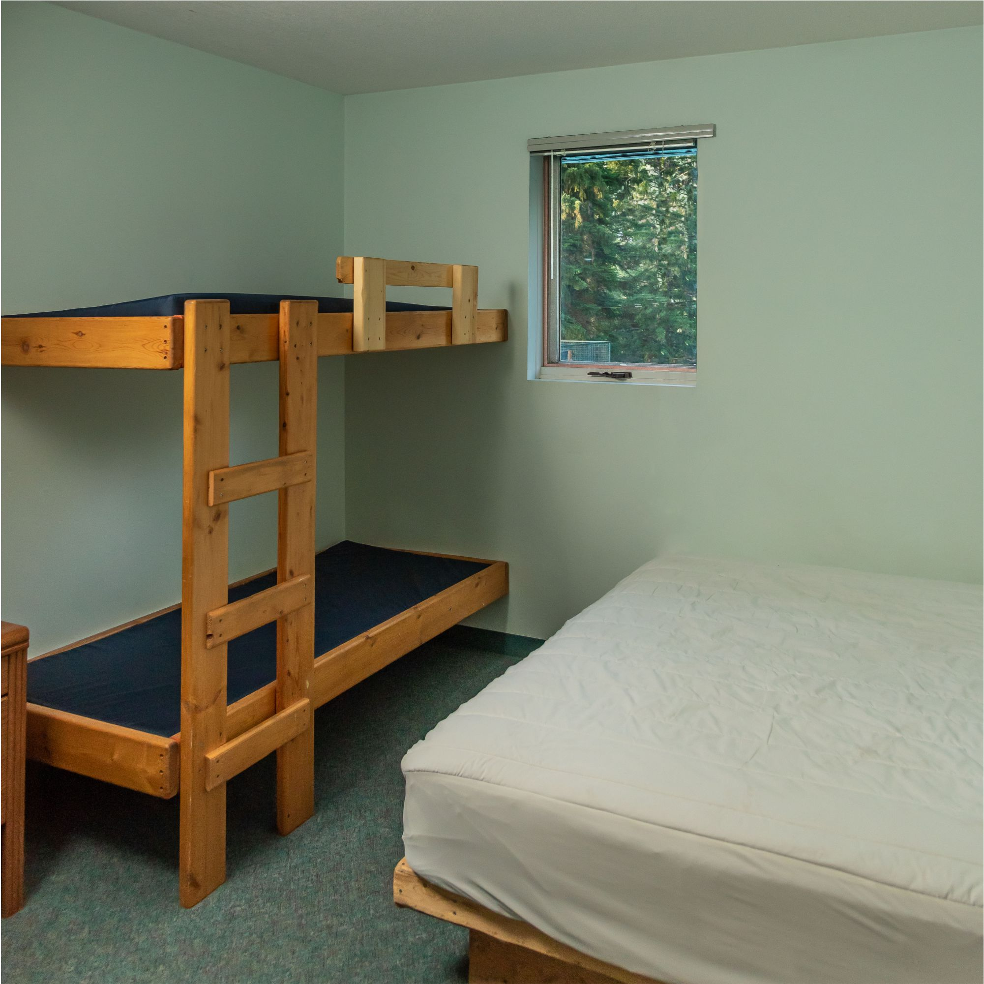 ILCRC also has 16 upstairs dormitories for those who prefer privacy!
