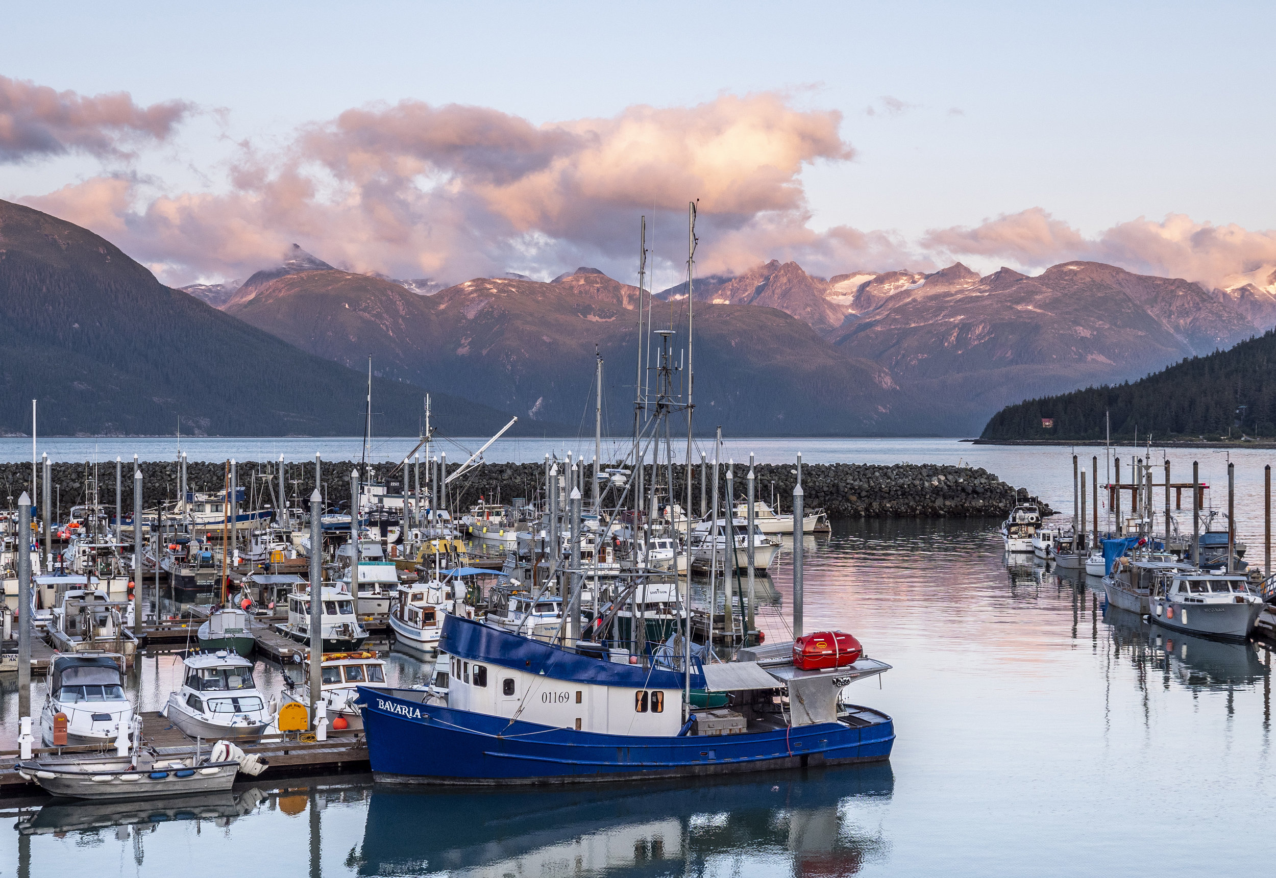 Haines harbor   Photo - Connor Gallagher