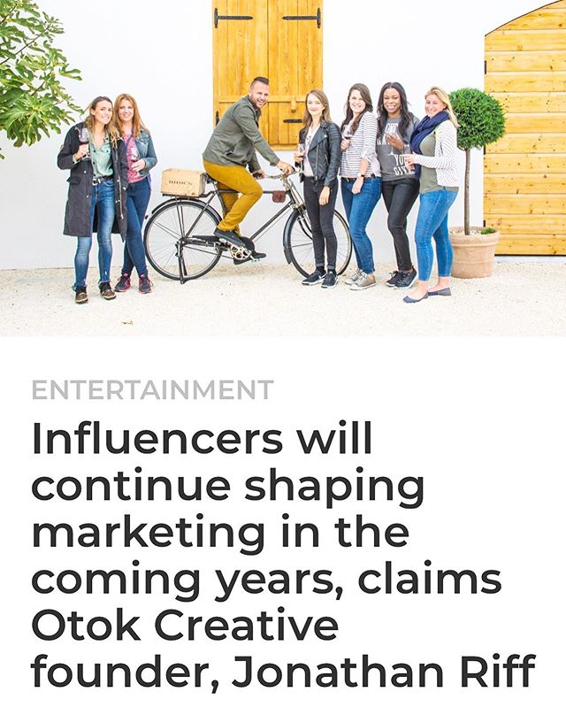 """The Influencer"" 