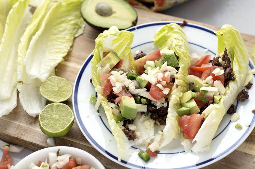 ground-beef-recipes-keto-tacos