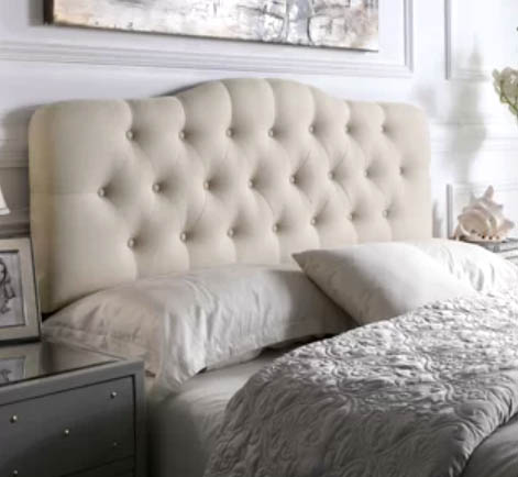 DAX UPHOLSTERED PANEL HEADBOARD-bedroom makeover.jpg
