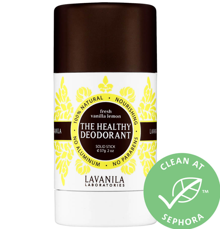 LAVANILAThe Healthy Deodorant - This Fresh Vanilla Lemon scented deodorant is an all natural alternative that works with bamboo. Have you tryed it yet?