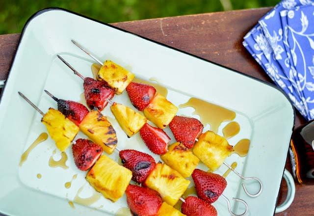 best recipe for grilled pineapple - copyright sweet and simple magazine.jpg