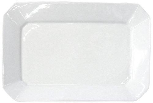 White  Cordon Bleu Octagonal Serving Platter