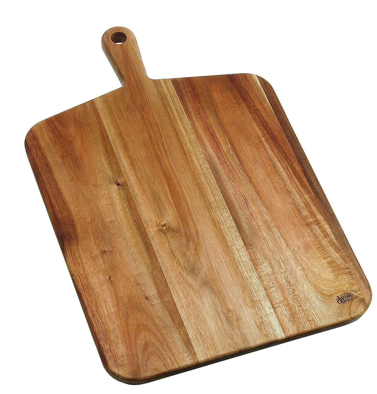 JAMIE OLIVER Acacia 20 inch Wood Cutting Board