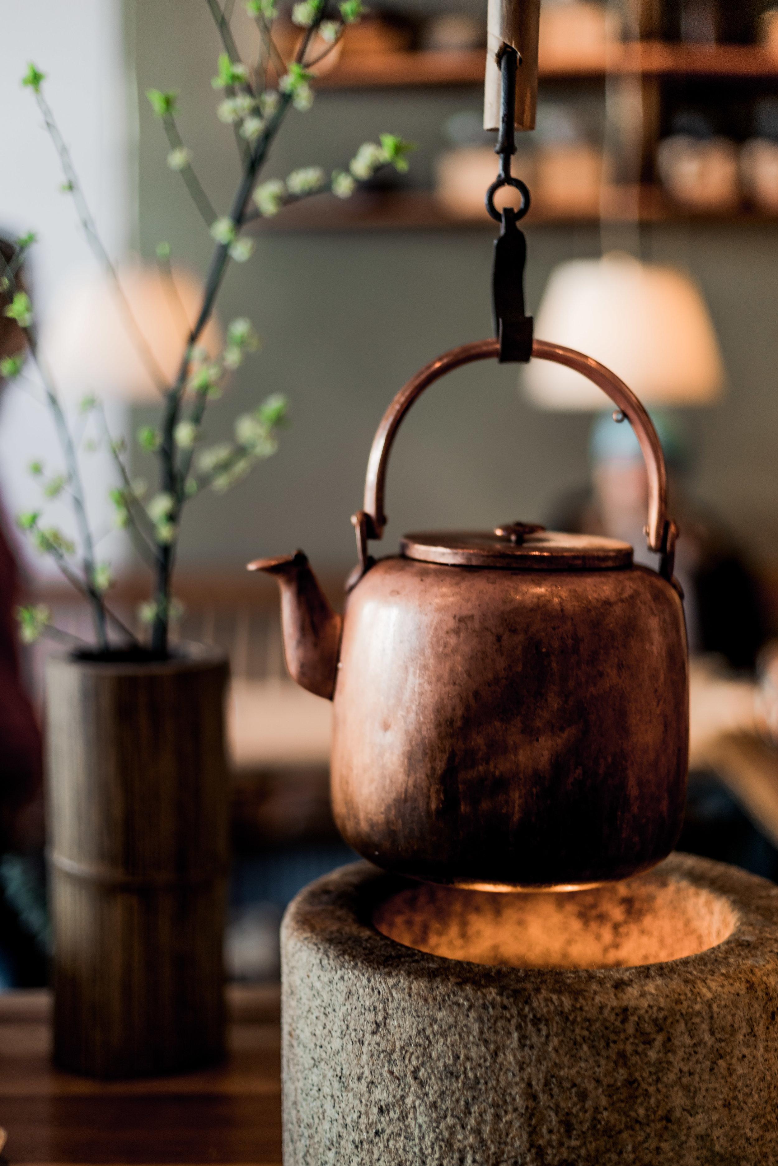 Das Teehaus -