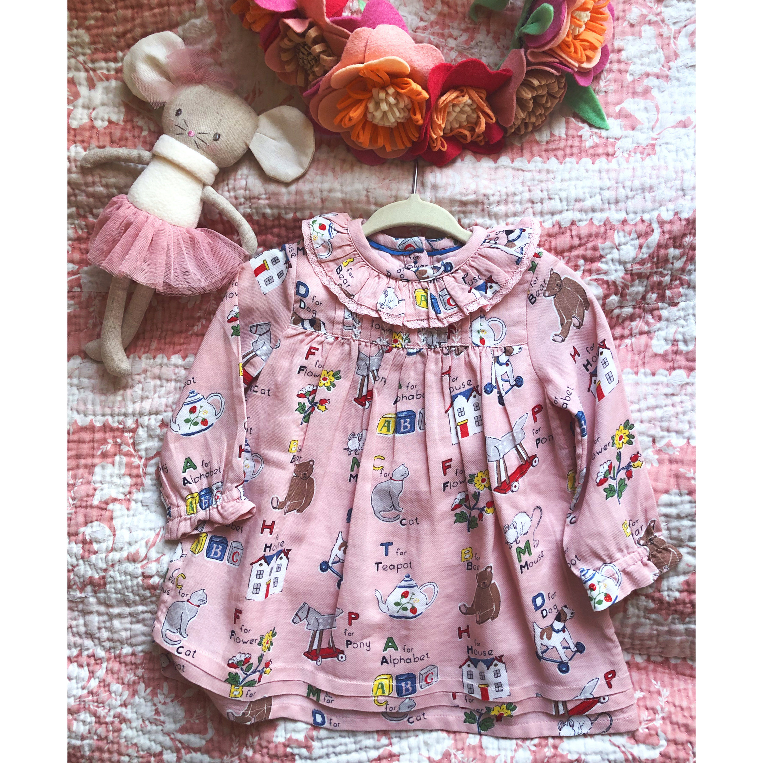 Baby Dress by Mini Boden