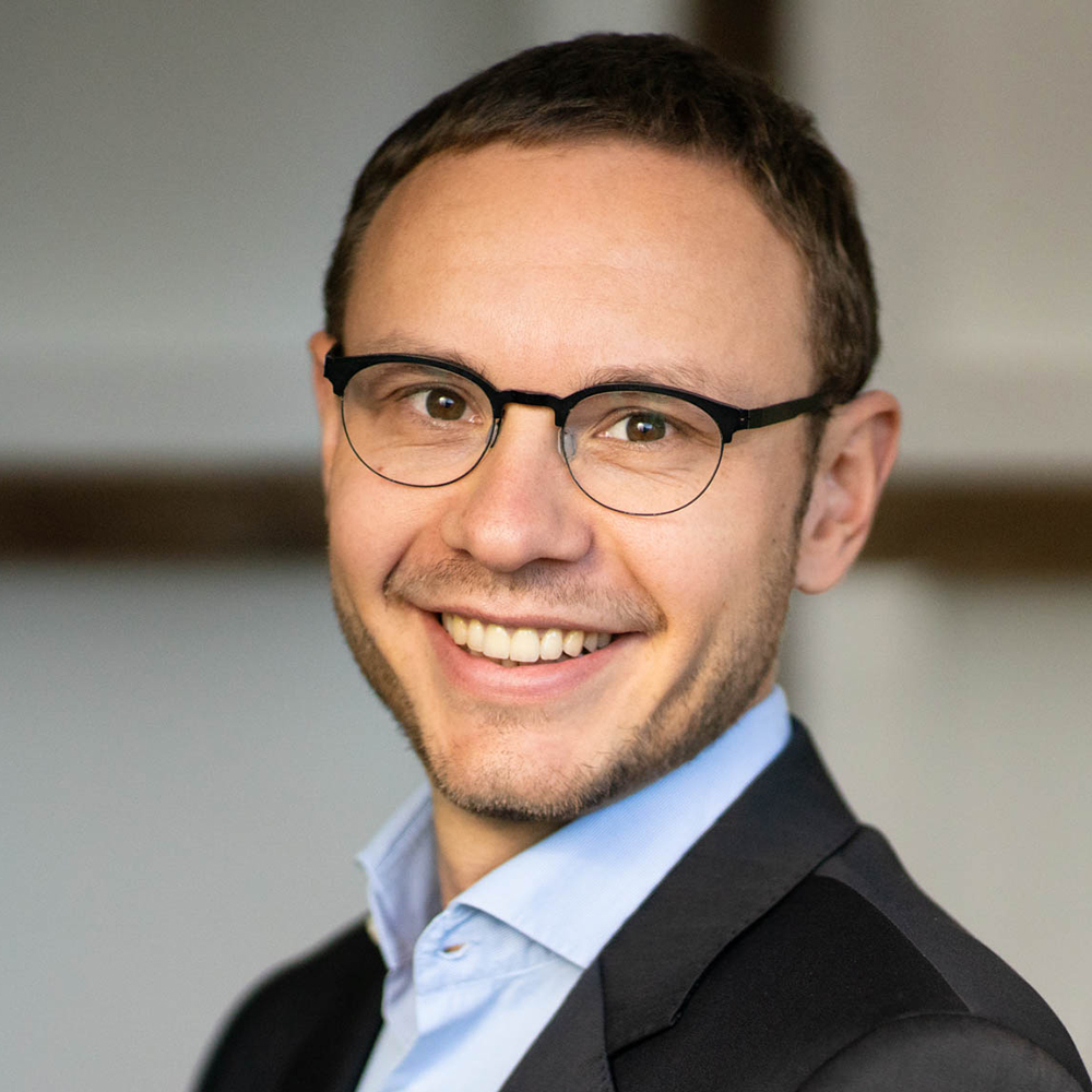 Christoph Holzhaider - Project manager