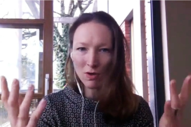 The magic of mindfulness - Svea von Hehn on the background and effects of mindfulness (Meditation Experts Conference)