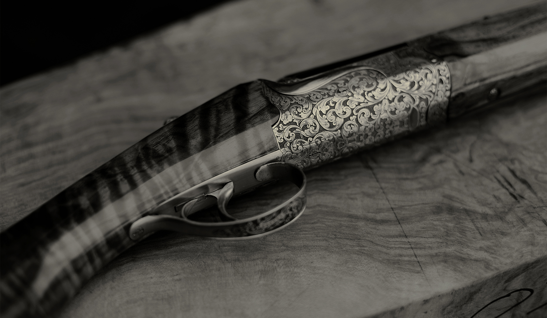- Fox & Co Bespoke is an English gun makers and engraving service dedicated to your unique requirements. Whether you are seeking a new bespoke gun, or you wish to embellish a much loved favourite.