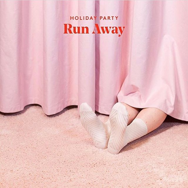 @holidayprty have a killer new song out titled Run Away that I helped out on. Link in their bio.
