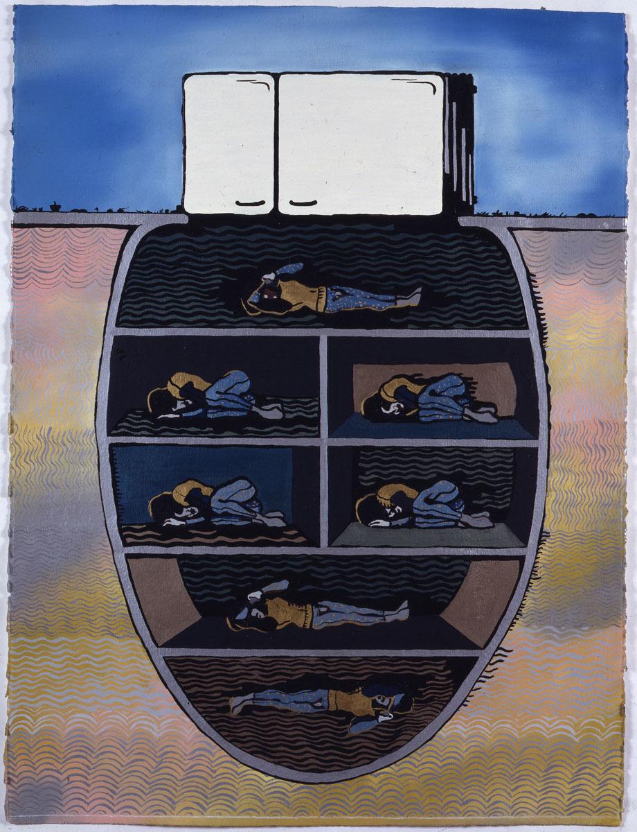 Seven Sleeping Martyrs. 1992
