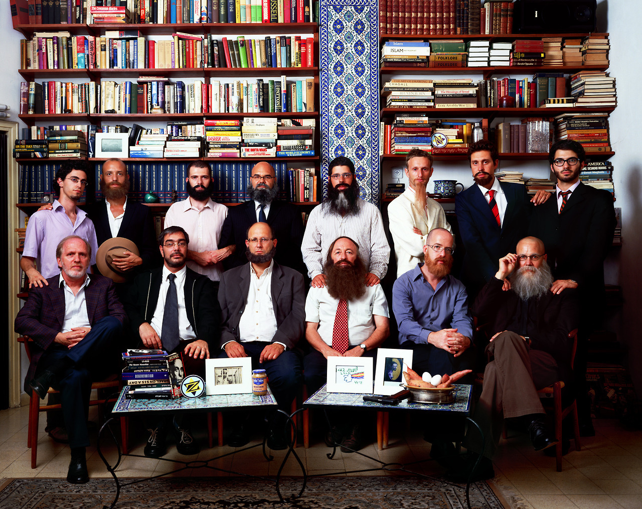 Men in Israeli Culture (Bearded) , 2004