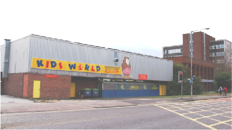 Kids World & Laser World in Kingsway