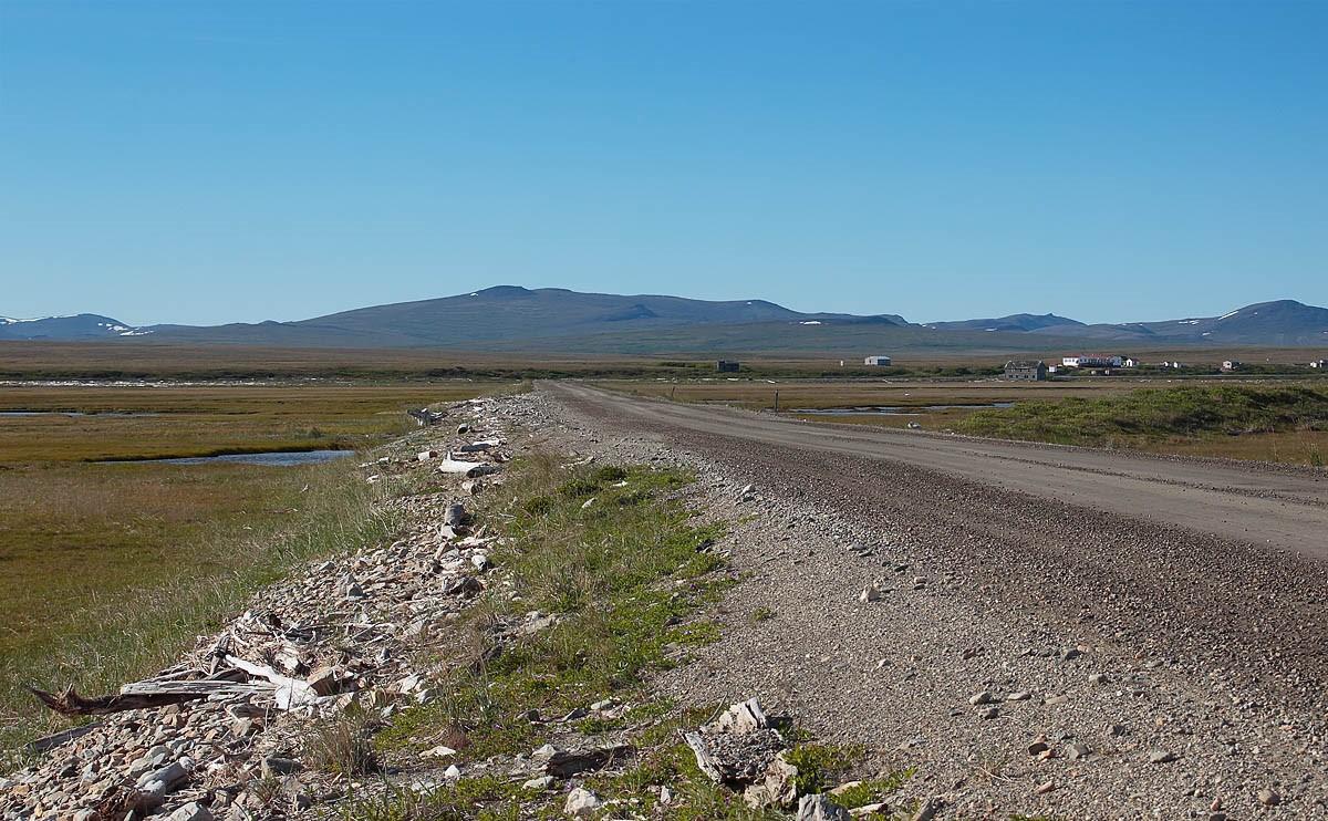 The Kougarok Road.