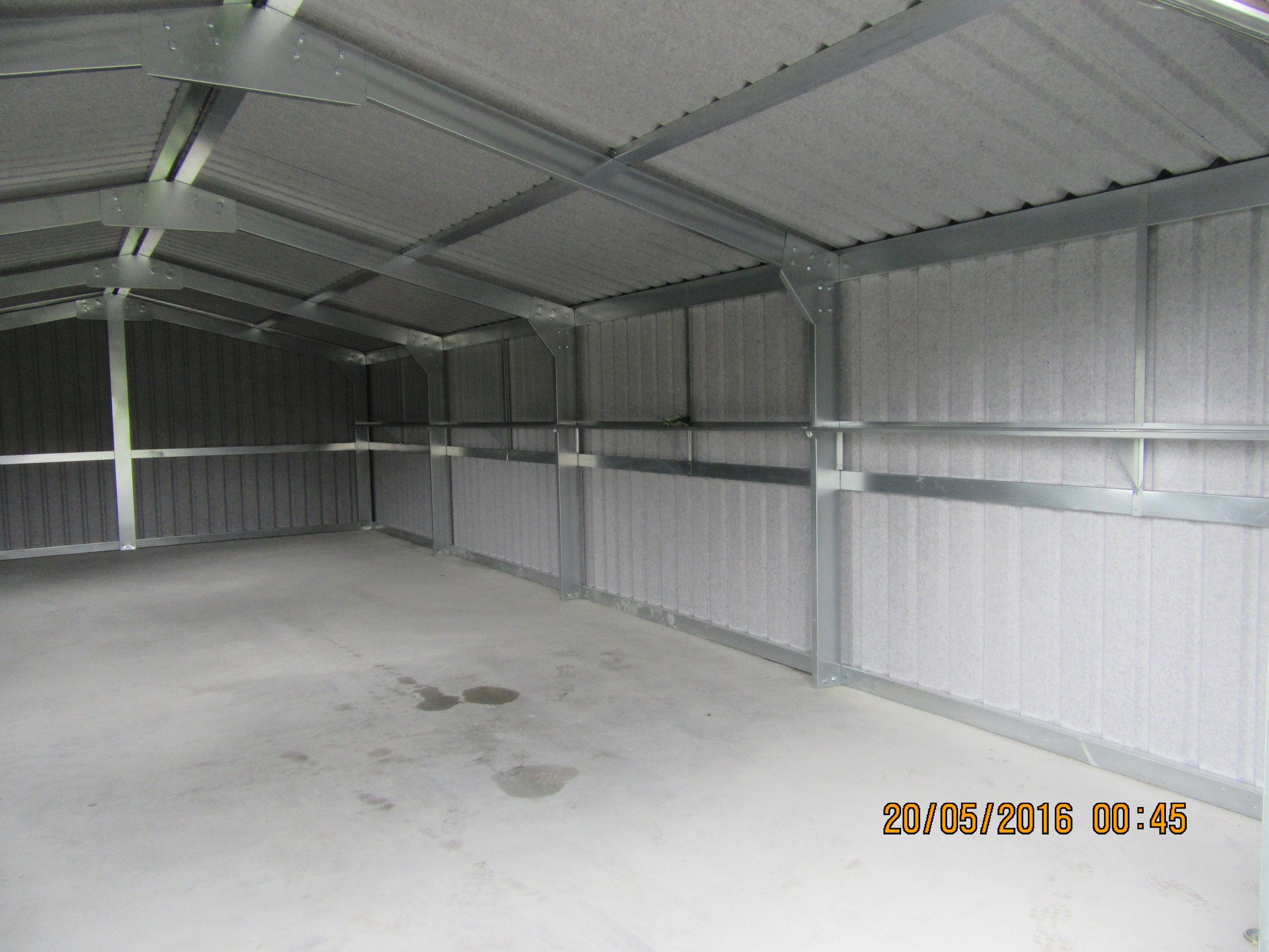 A1-Sheds-Cork-Steel-Shed-Garages-Interior-Quality-Local.JPG