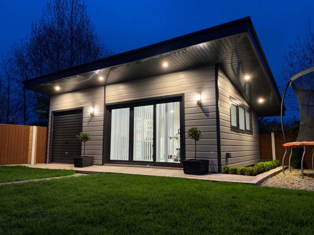 A1 SHEDS - LEADING STEEL SHED MANUFACTURERS IN CORK - HOME OFFICE & TINY HOUSE SUPPLIERS