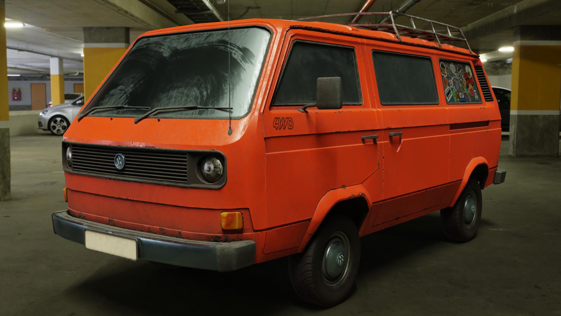 Volkswagen Bus -