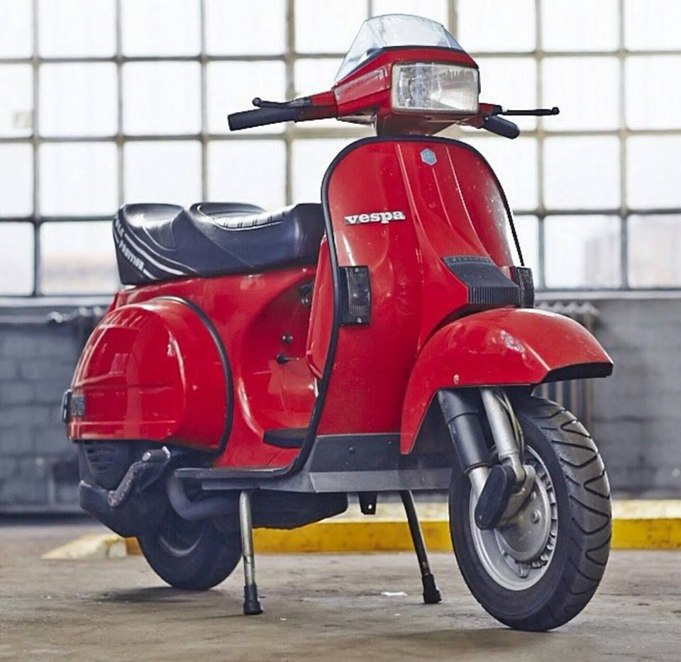 Piaggio Vespa 50 Special.