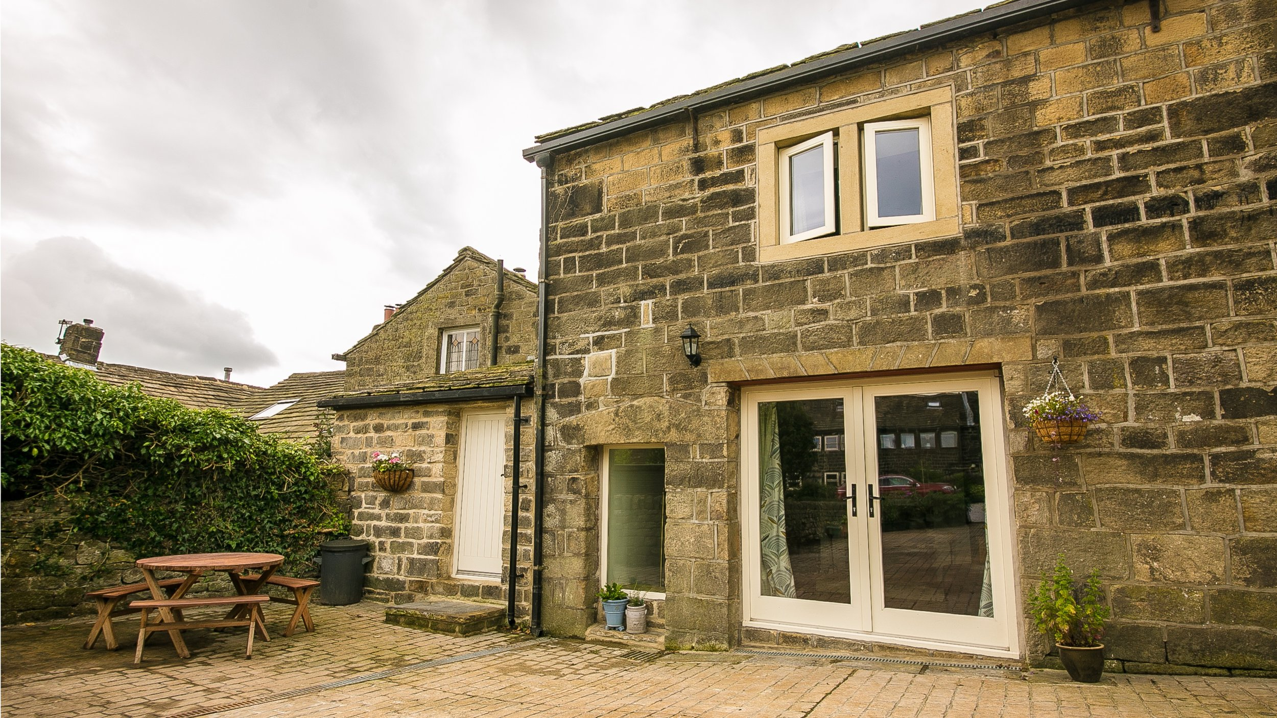 heptonstall holiday cottage