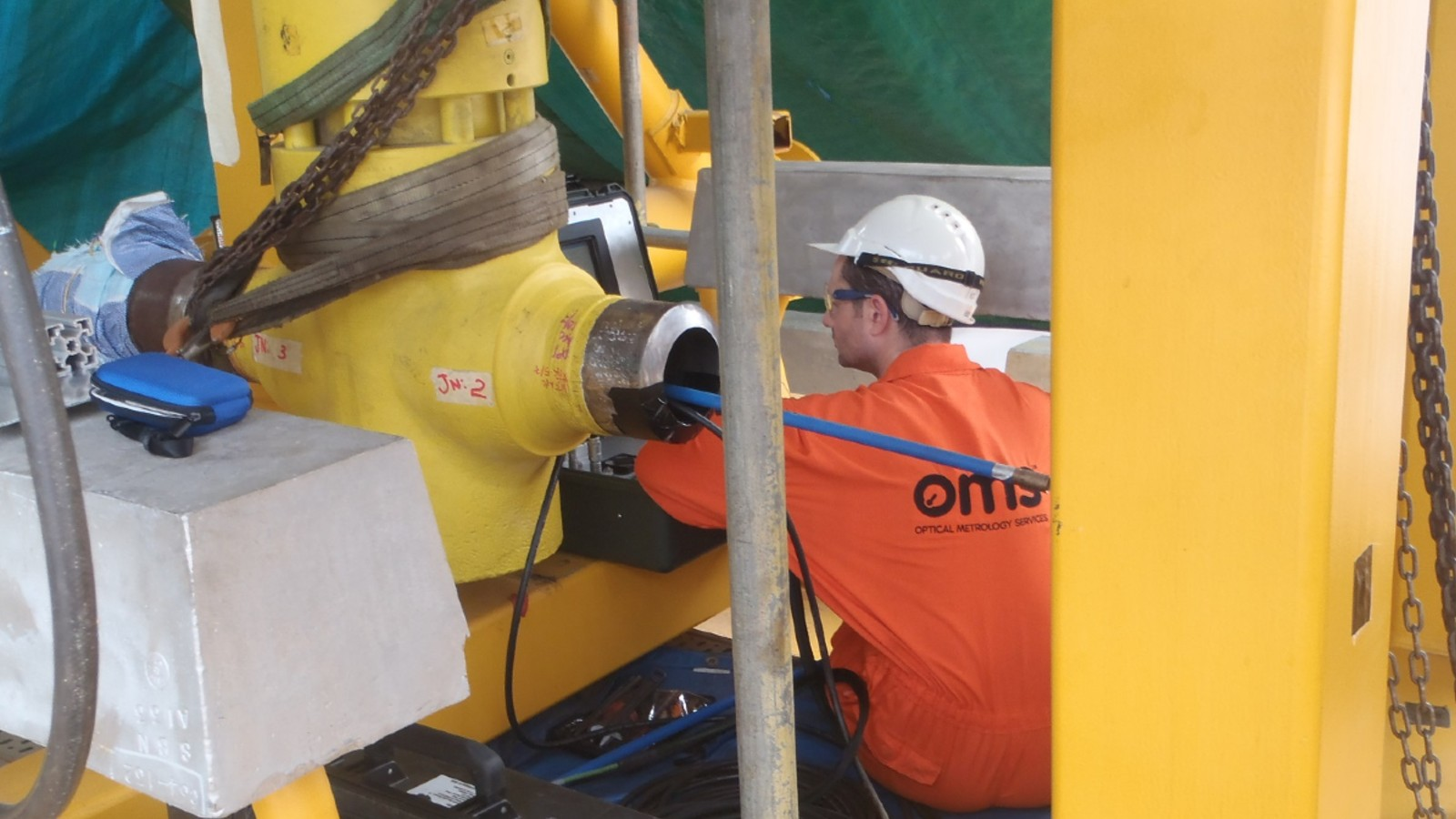 Spotlight On: Neil Mitchinson, OMS Operator - An insight into the life of an OMS Operator