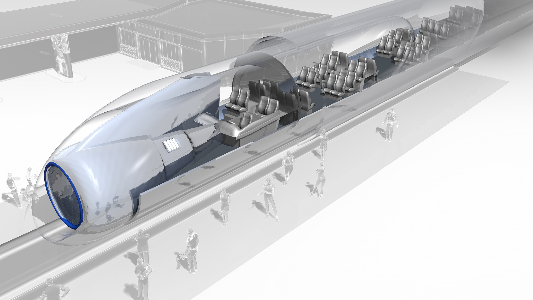 Hyperloop example
