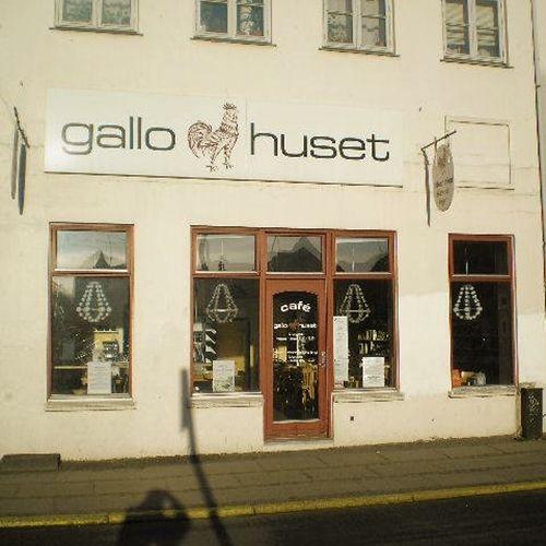 Gallo Huset, Nørre Allé 30, 1 tv. 8000 Aarhus