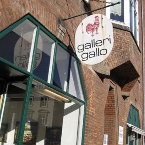 Gallo Galleri, Nørre Allé 86, 8000 Aarhus