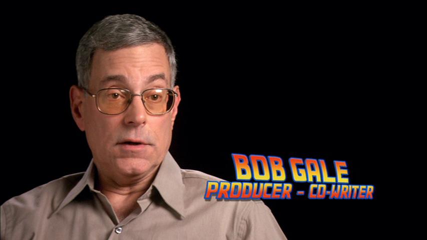 — Bob Gale,  November 2010