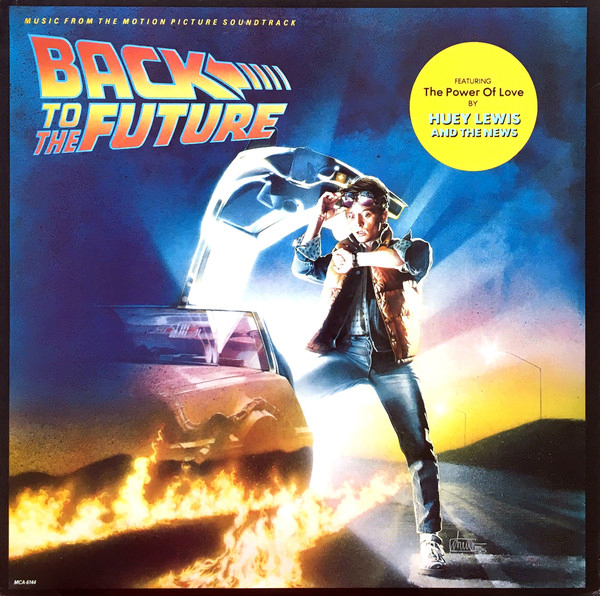 Music From The Motion Picture Soundtrack   Back to the Future