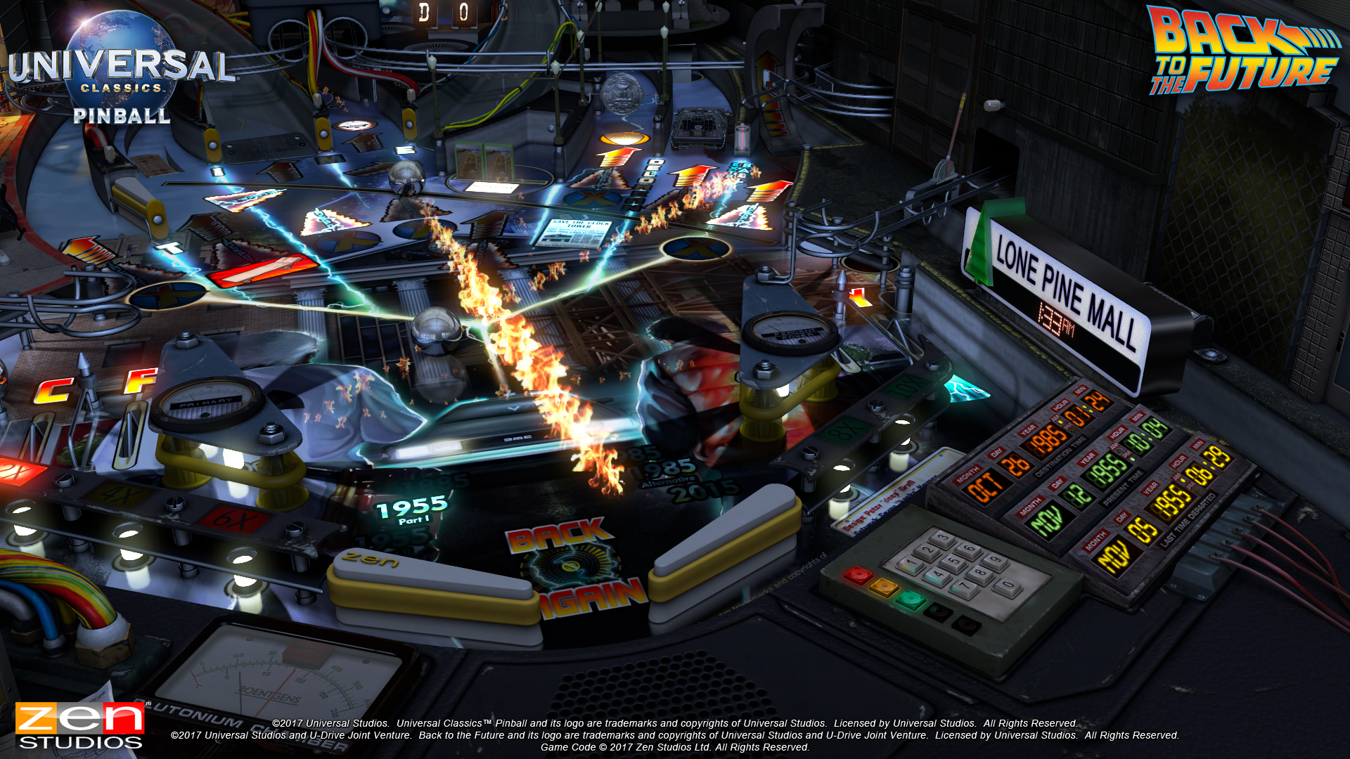 Back to the Future™ Trilogy — Download Back to the Future