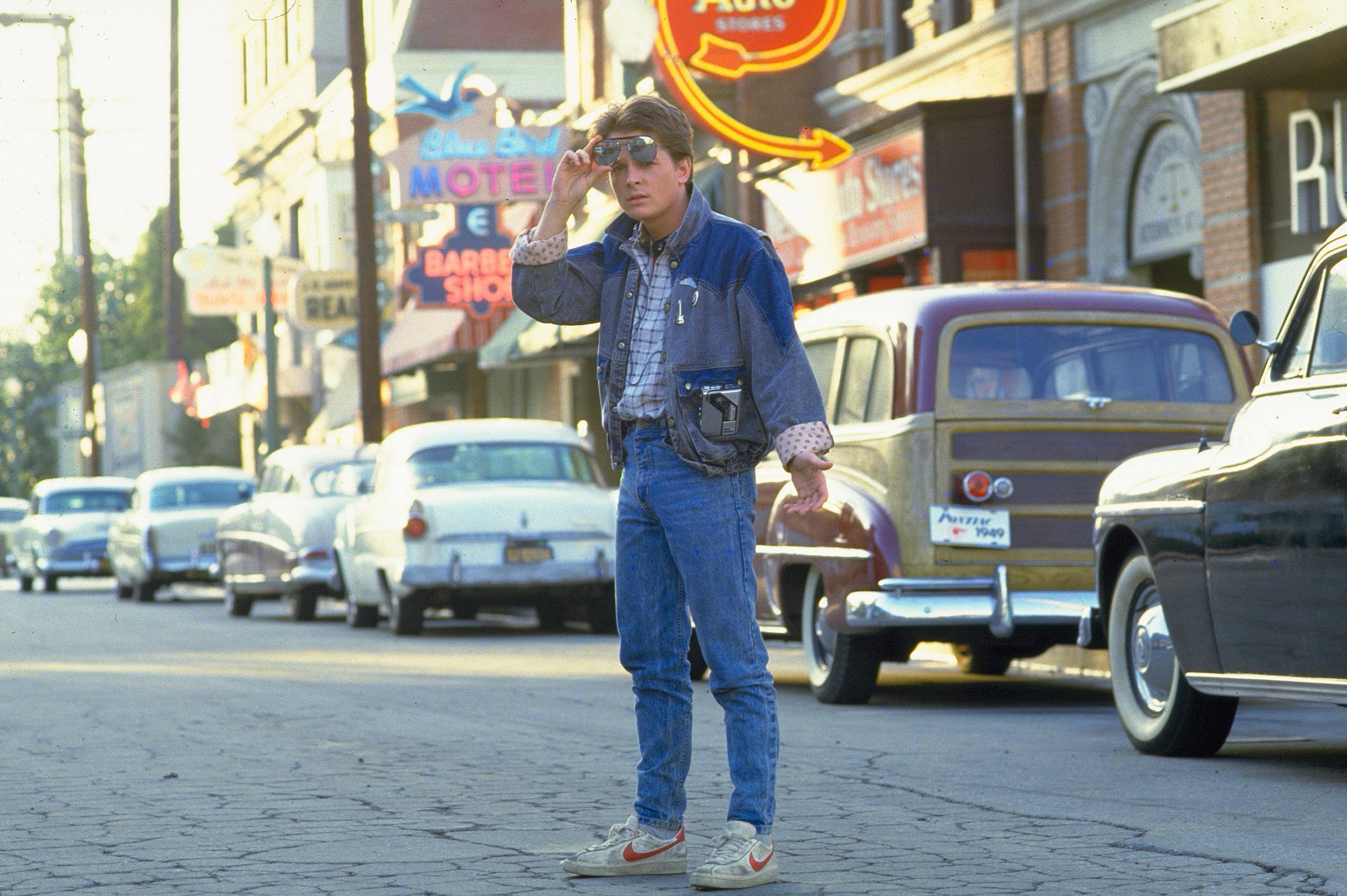the Future™ Trilogy — Michael J. Fox
