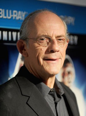 Back To The Future Trilogy Christopher Lloyd