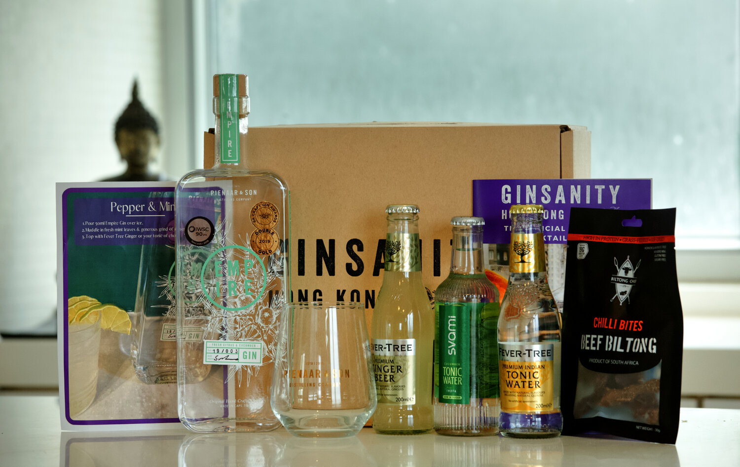Discover Every Gin Club Gin Ginsanity