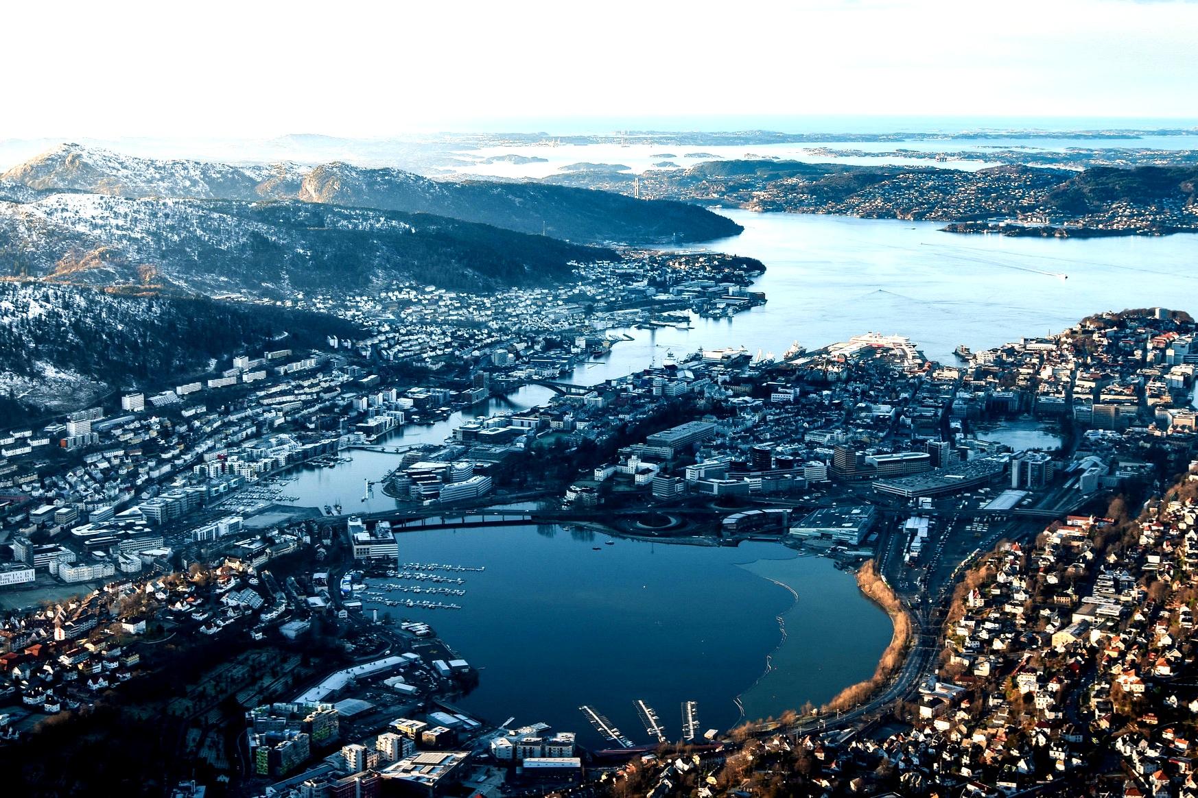 Sightseeing - - Øygarden/Vestlandet- Havneturer