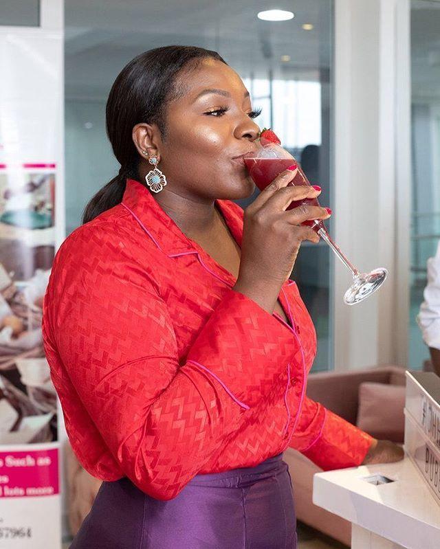 Delight your customers at every touchpoint — fun, novelty drinks are an example at our recent event 🍾 cheers!⠀ ⠀ #SBMTalent #marketing #contentmarketing #marketingfirm #socialmediamanagement #londonagency #pitching #sales #marketingtips #events #SBMClientWork #lagos #lagosagency