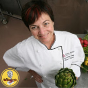 Chef Alison Negrin on the Nutrition Heretic podcast talking about institutional food