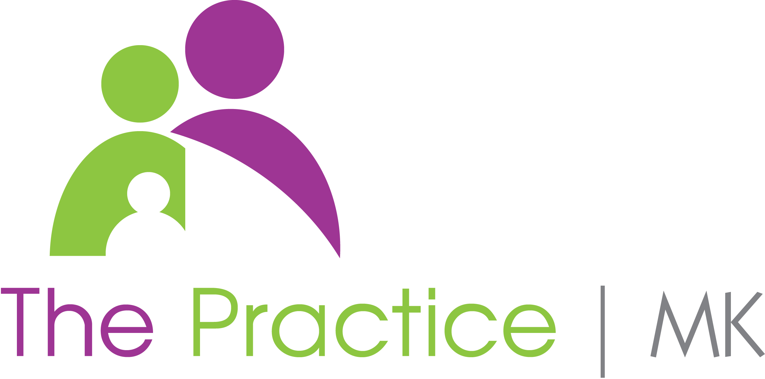 Magic Words Therapy - Partners Page - The Practice MK Logo.jpg