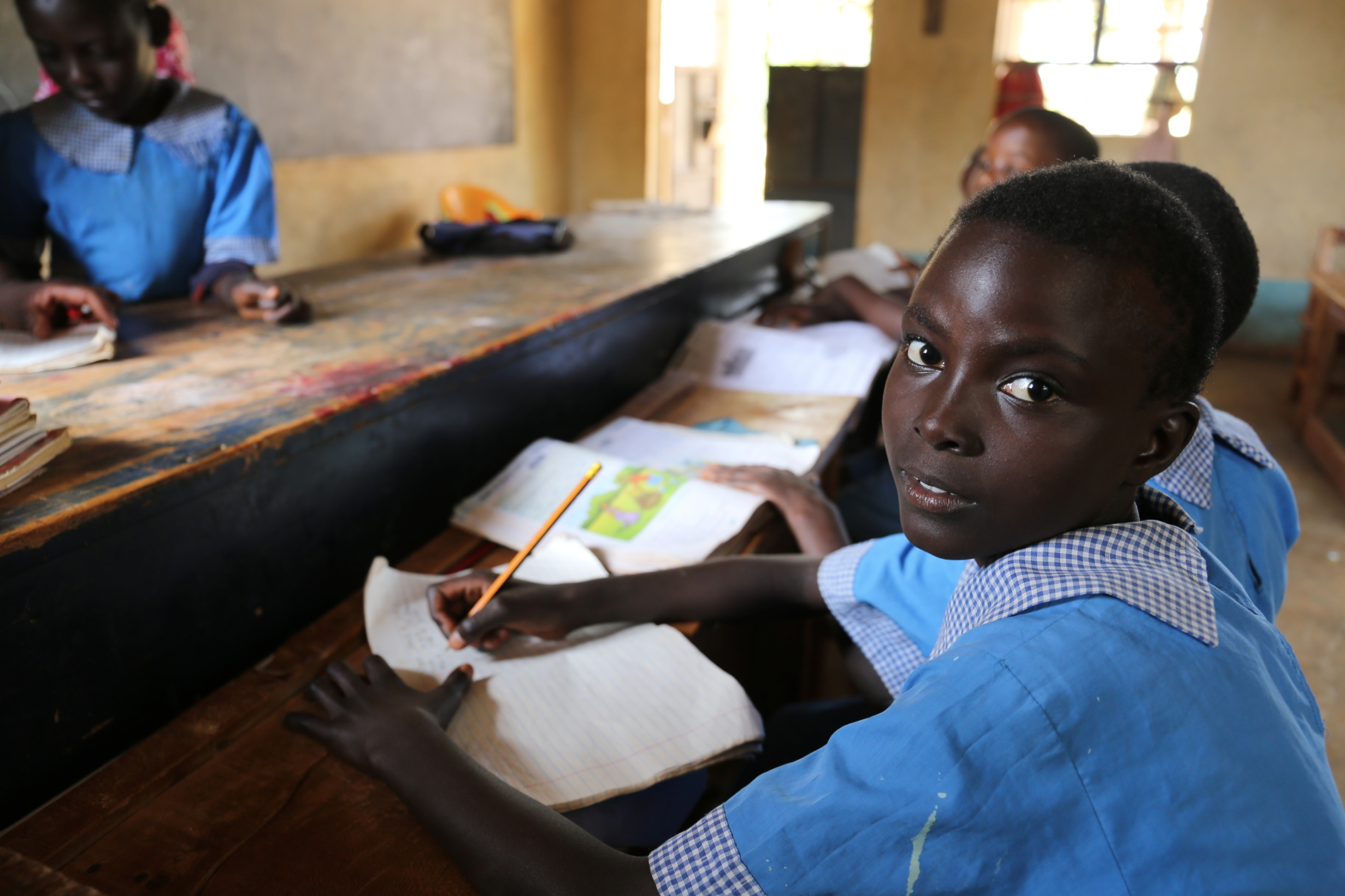 Magic Words Therapy - Partners Page - Photo of African school children.jpg