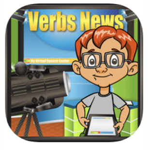 Magic Words Therapy - verbs news app icon.png