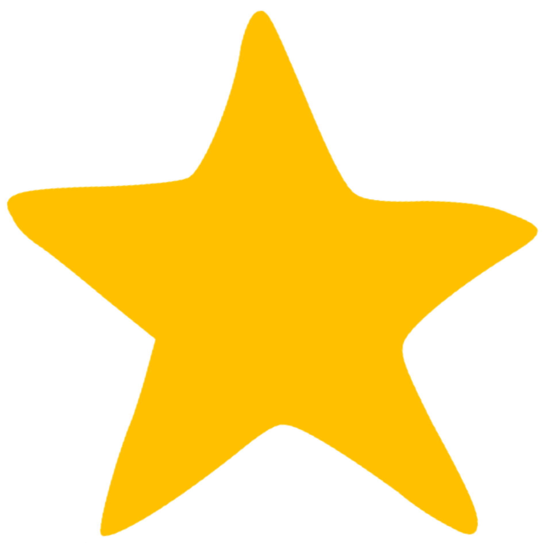 Magic Words Therapy - Yellow Star Icon