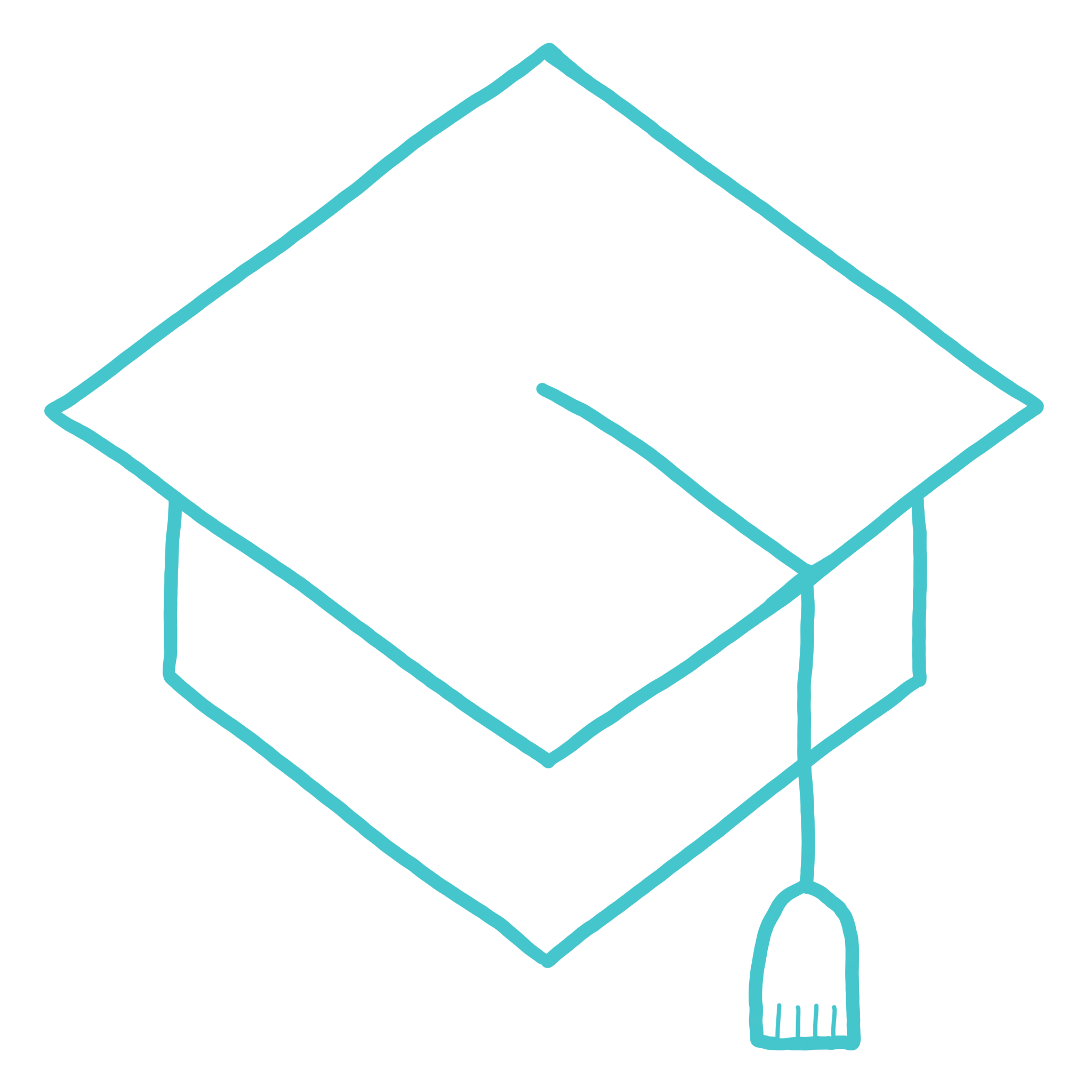 Magic Words Therapy - Hand-drawn Mortar Board Icon.png