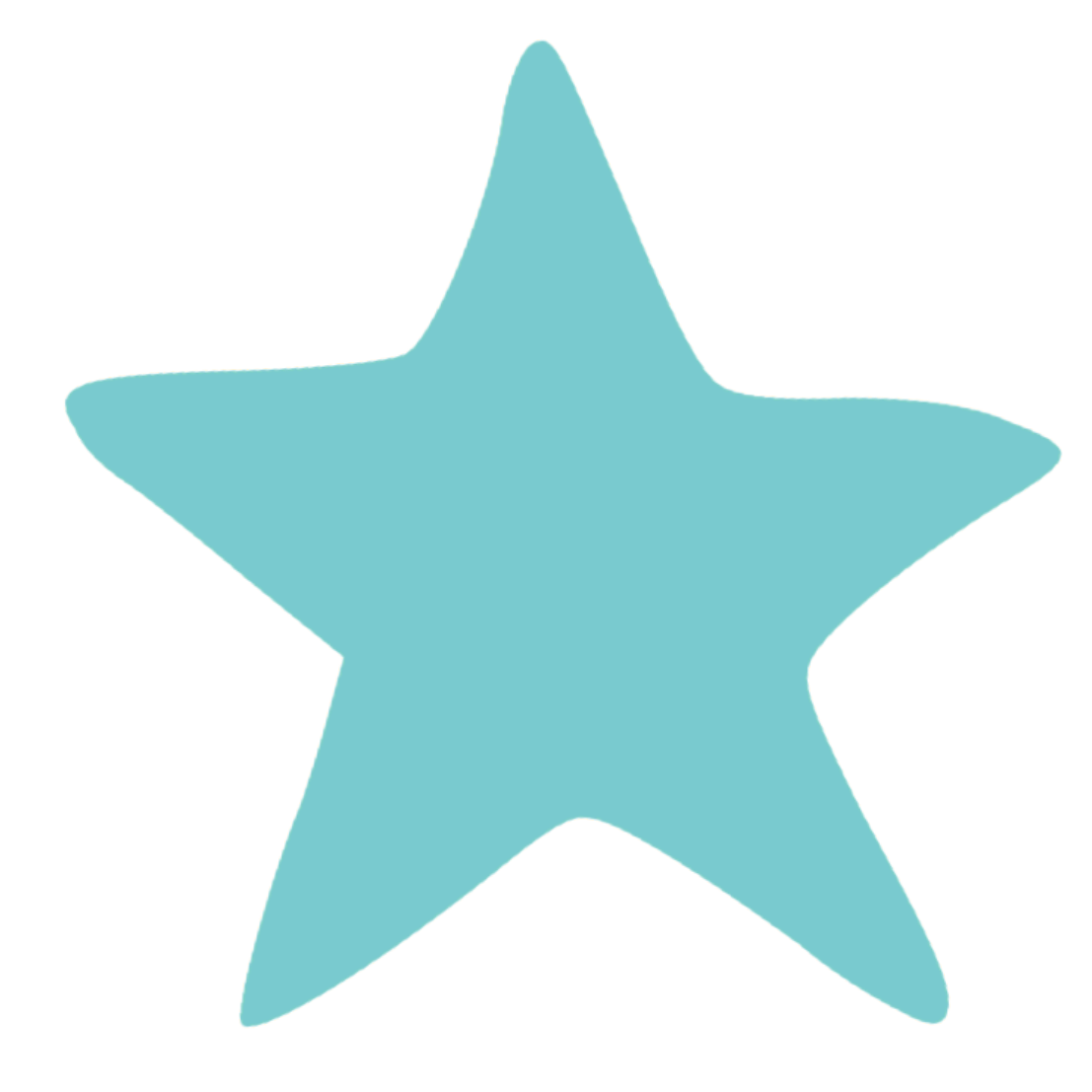 Magic Words Therapy - Turquoise Star Icon.png