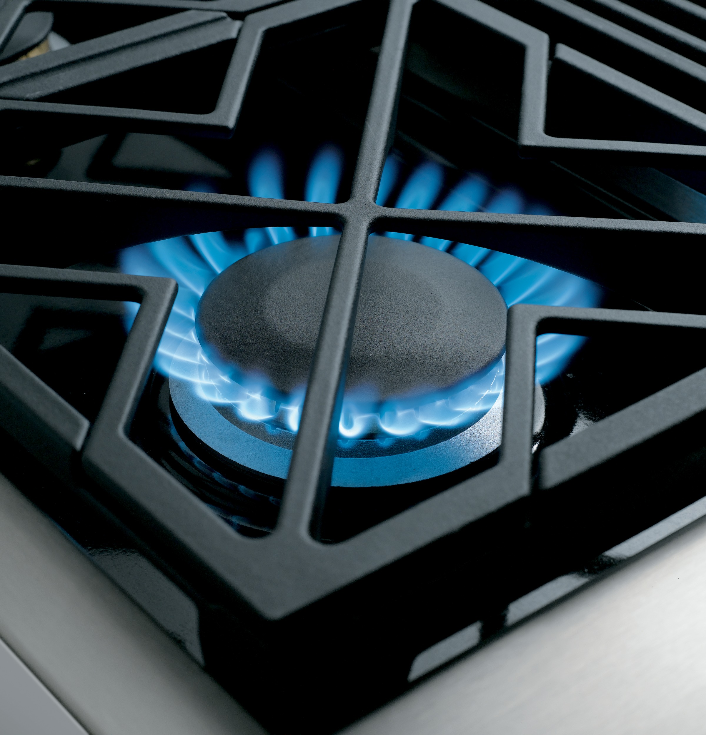 """30"""" All Gas Professional Range with Four Burners"""